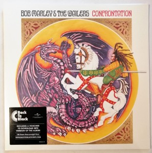 Bob Marley and The Wailers - Confrontation LP nowy