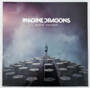 Imagine Dragons - Night Visions LP winyl nowy