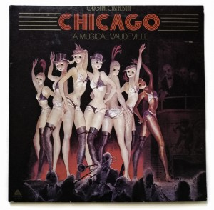 Chicago A Musical Vaudeville LP AL9005