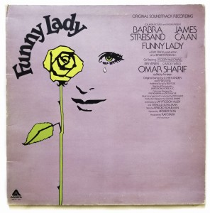 Barbra Streisand, James Caan Funny Lady LP ART101