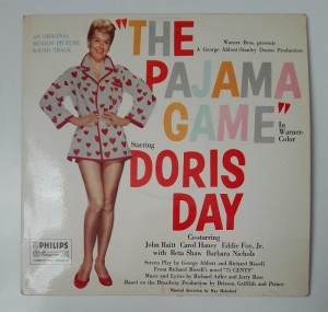 Doris Day The Pajama Game Original Motion Picture Sound Track  LP winyl stan bdb