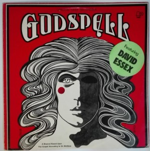 Godspell - London cast recording LP winyl stan dobry