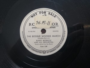 Morrow The Boogie Woogie March RCA 204272