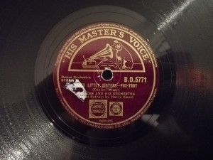 JOE LOSS - The Pennsylvania Polka HMV BD5771