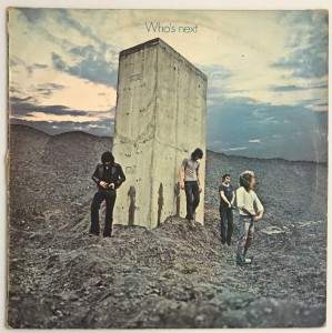The Who - Who's Next LP 2408102 dobry