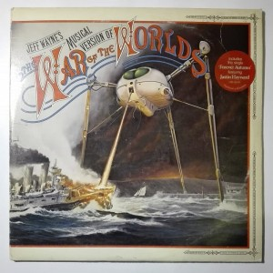 Jeff Wayne's Musical Version Of The War Of The Worlds 2LP winyl stan bdb