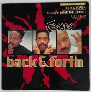 Cameo - Back and Forth (Dub Version) 2LP idealny