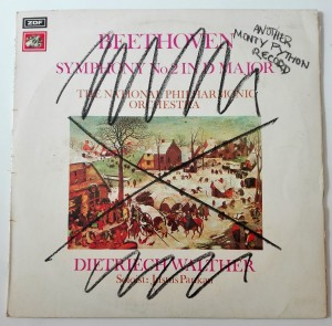 Another Monty Python Record LP winyl bdb